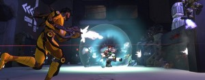 Firefall-Jetball