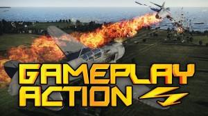 WarThunder Dual Commentary w/ Jason - Gameplay Action