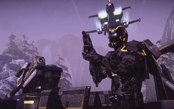 PlanetSide 2 Kicks Off PlayStation 4 Closed Beta