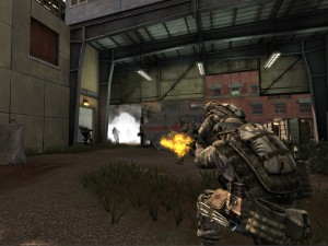 America's Army: Proving Grounds 1