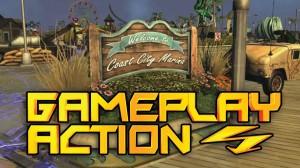 Infinite Crisis Coast City Sneak Peak - Gameplay Action HD