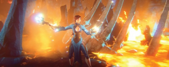 Everquest Next is entirely voxel based and it's awesome 10