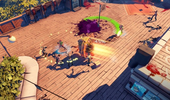 Dead Island: Epidemic is not a first-person MOBA, new screenshots released 5