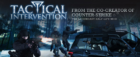 Tactical Intervention Closed Beta Key Giveaway (Steam Codes)