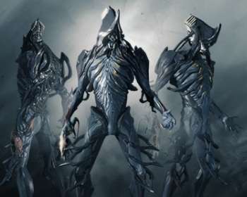 Scavengers - A Warframe Story Chapter 47, a warframe ...
