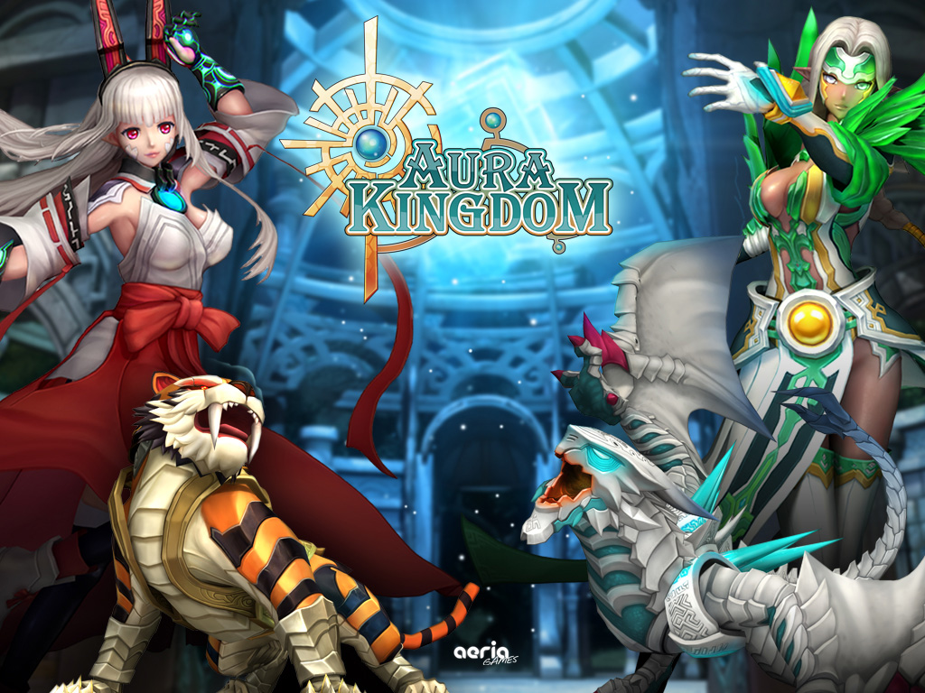 aura kingdom wallpaper