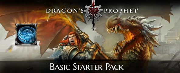 Dragon's Prophet EU Starter Pack Giveaway (Worth $5)