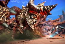 Cheater: En Masse giving out free level 58 characters to TERA players