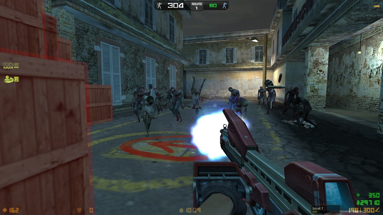 Counter Strike Nexon Zombies Review And Download