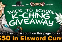 Elsword Free Currency Giveaway (Worth $500) 2