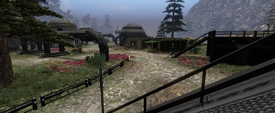 the-repopulation-village