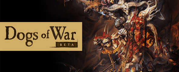 Dogs of War Online Closed Beta Key Giveaway (Steam Codes)