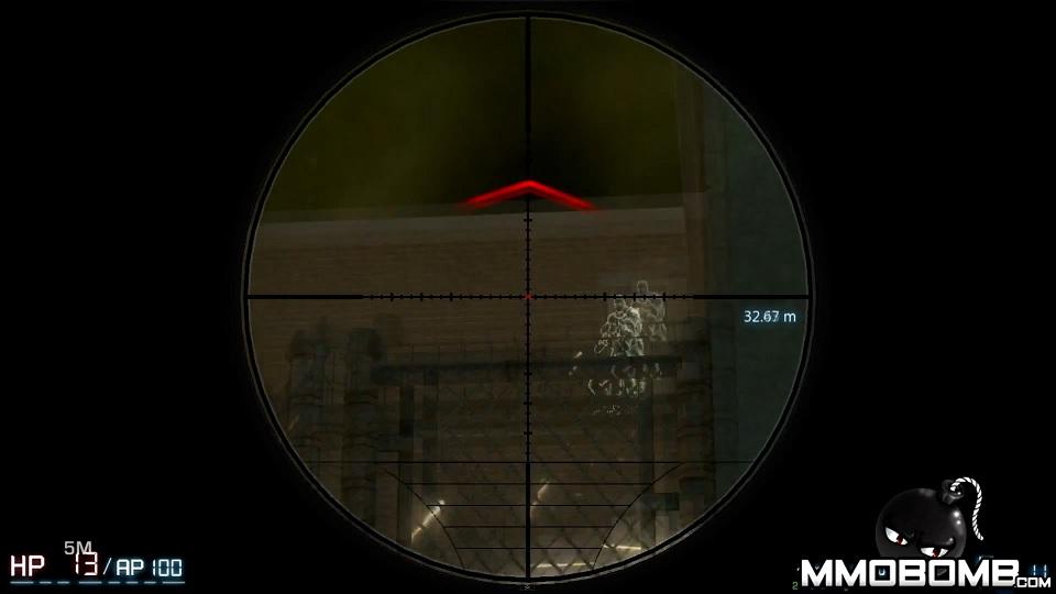FEAR-Online-Sniper