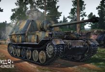 Earn your way into War Thunder's Ground Forces Tank Expansion 1