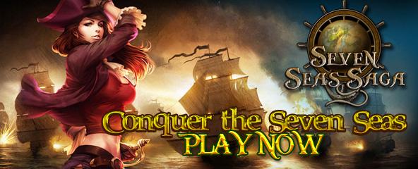 Seven Seas Saga Gift Pack Giveaway