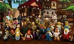 LEGO Minifigures Online Shows Off Shiny New Website, Trailer, Guy In Chicken Suit