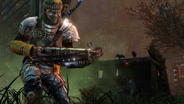 Word Play: Nosgoth Alpha First Impressions 3