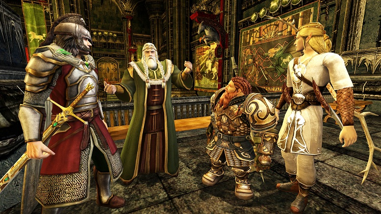 Mordor or Bust! LOTRO Extended to 2017 1