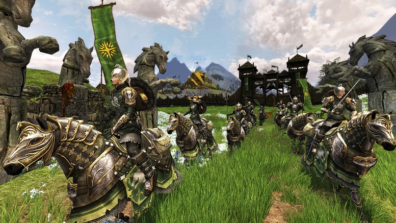 Lord Of The Rings Online Mordor Farming