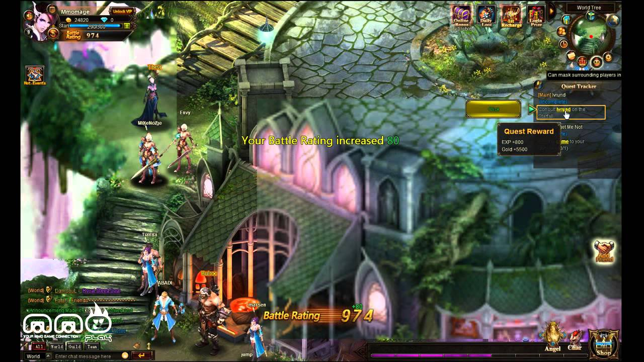 best offline 3d rpg games for android