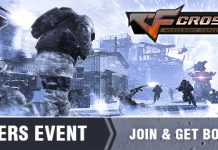 CrossFire New Users Event Giveaway 1