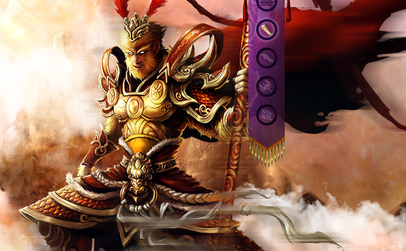 The Monkey King Online