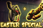 Guns and Robots Easter Item Pack Giveaway