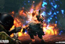 Hazard Ops Trailer offers Gameplay, Guns and Inferno Pharaoh