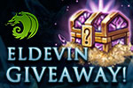Eldevin Tale of Sands and Shards Gift-Pack Giveaway