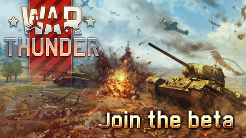 War Thunder Ground Forces Closed Beta Key Giveaway