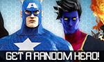 Marvel Heroes FREE Random Hero Giveaway