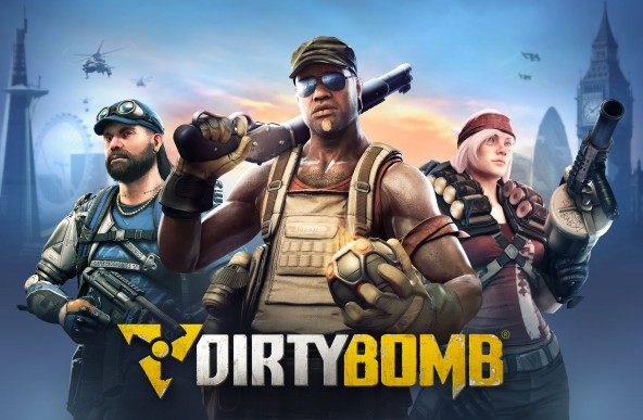 Old becomes new: Splash Damage's upcoming FPS Extraction renamed Dirty Bomb