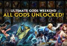 Polytheism: SMITE unlocks all gods for free during Ultimate God Weekend
