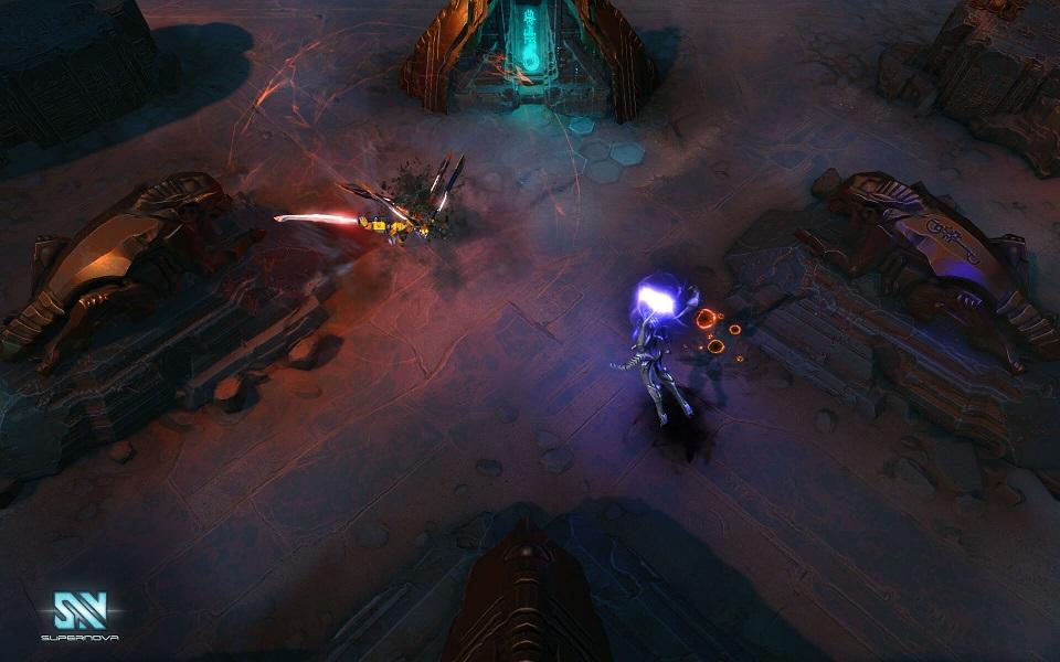 Supernova Game Review