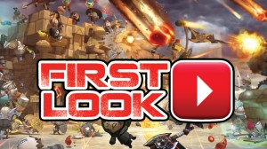Happy Wars - Gameplay First Look 2