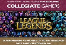 Cram Session: University now offering Scholarships to League of Legends players