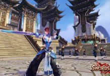 Grab your swords: Swordsman Online Enters Closed Beta