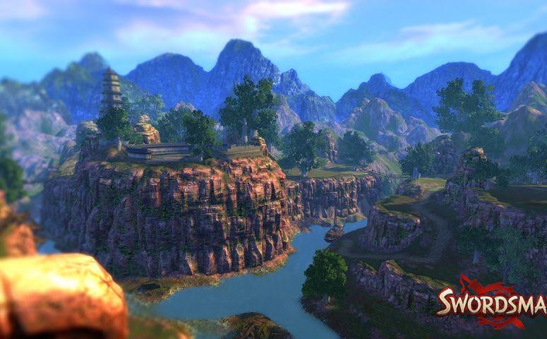 Swordsman-Online-environment-2