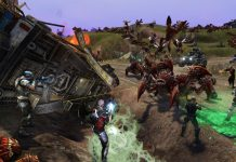 Cannon Fodder: Sci-Fi MMOFPS Defiance now Free-to-Play