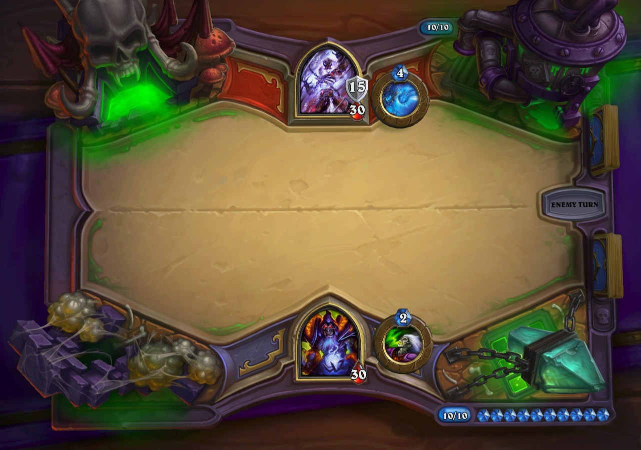 Hearthstone's First Expansion Curse Of Naxxramas Set for July