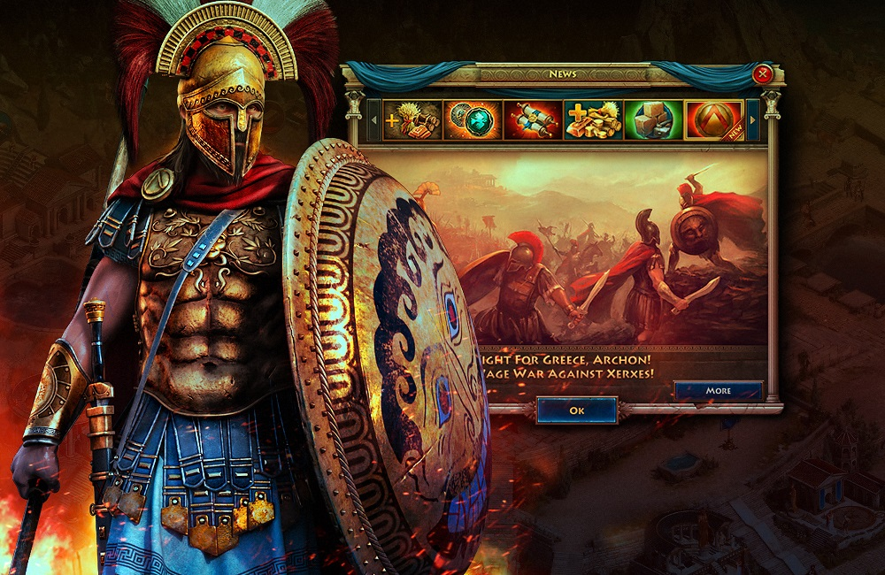Sparta Of War Empires