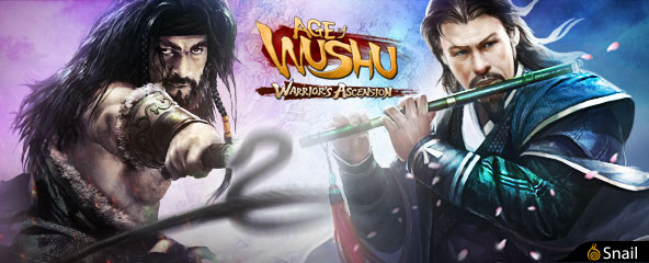 Age of Wushu: Warrior's Ascension Challenger Pack Giveaway