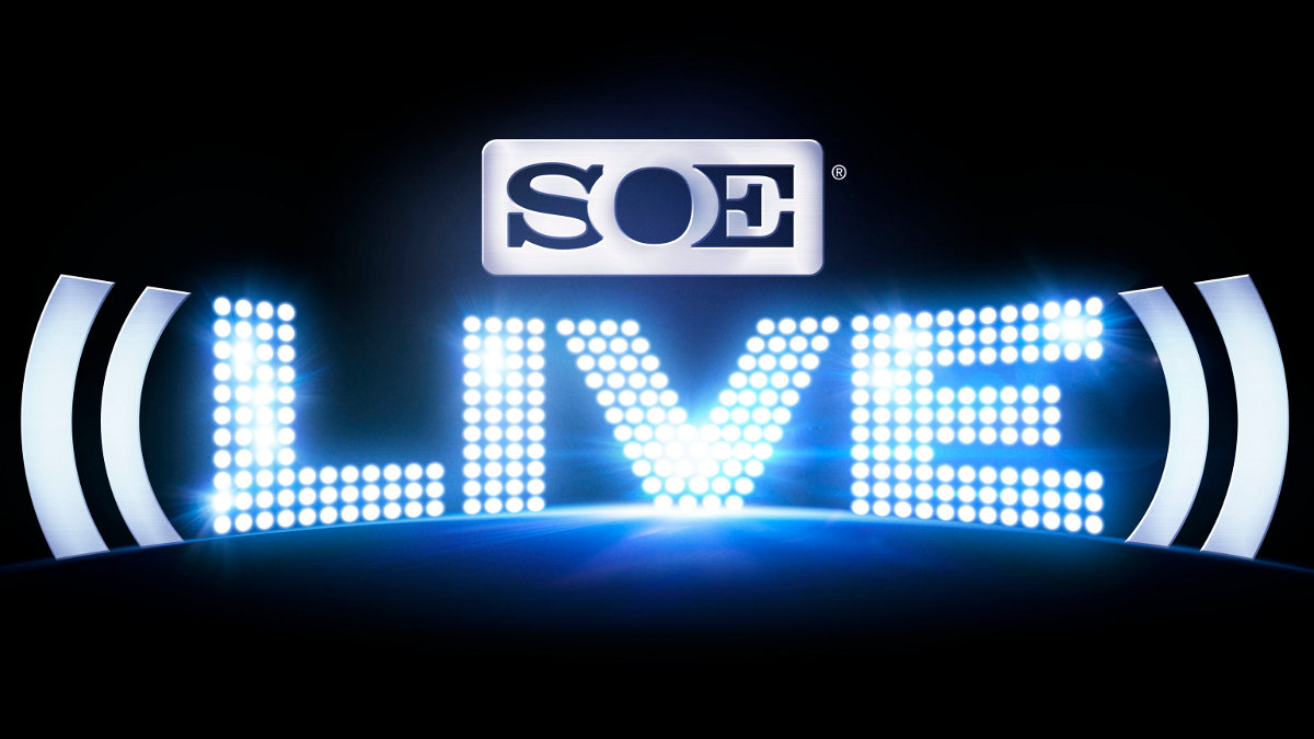Exclusive: Enter for a chance to win a pair of premium tickets to SOE Live