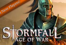 Stormfall: Free Sapphires For New Players!