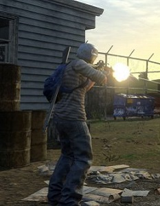 H1Z1 on PS4