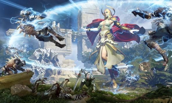 Skyforge_Gods_Gamescom