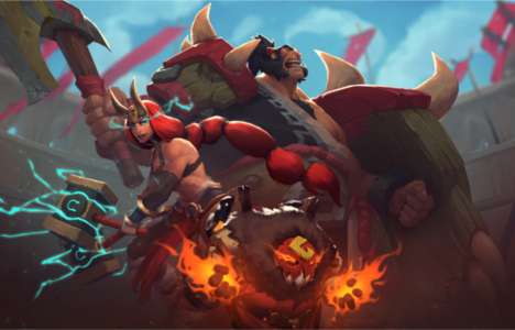 Battlerite First Impressions