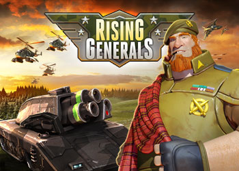 Rising Generals Closed Beta Key Giveaway
