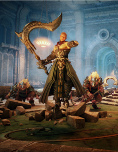 Talking Spark Caps and Invasions with Skyforge