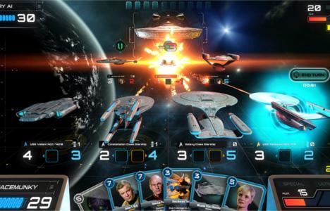 Star Trek Adversaries - First Impressions!!